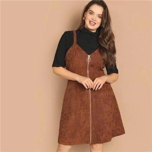 Bohemian Hippie Kleid große Größe